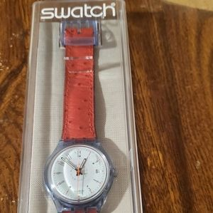 Swiss Automatic Swatch Watch (1992) original box